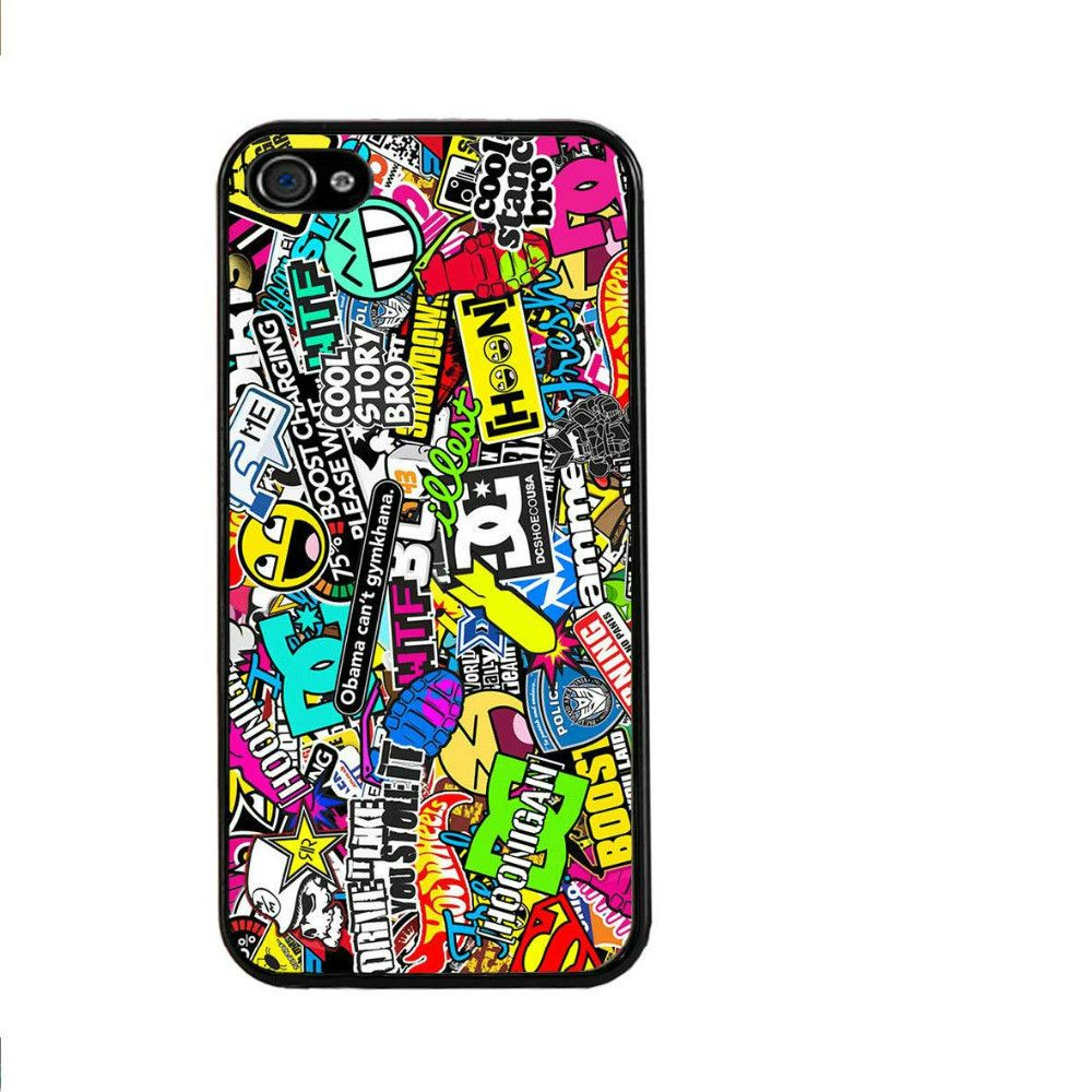 Insta Print All Mobile Cover