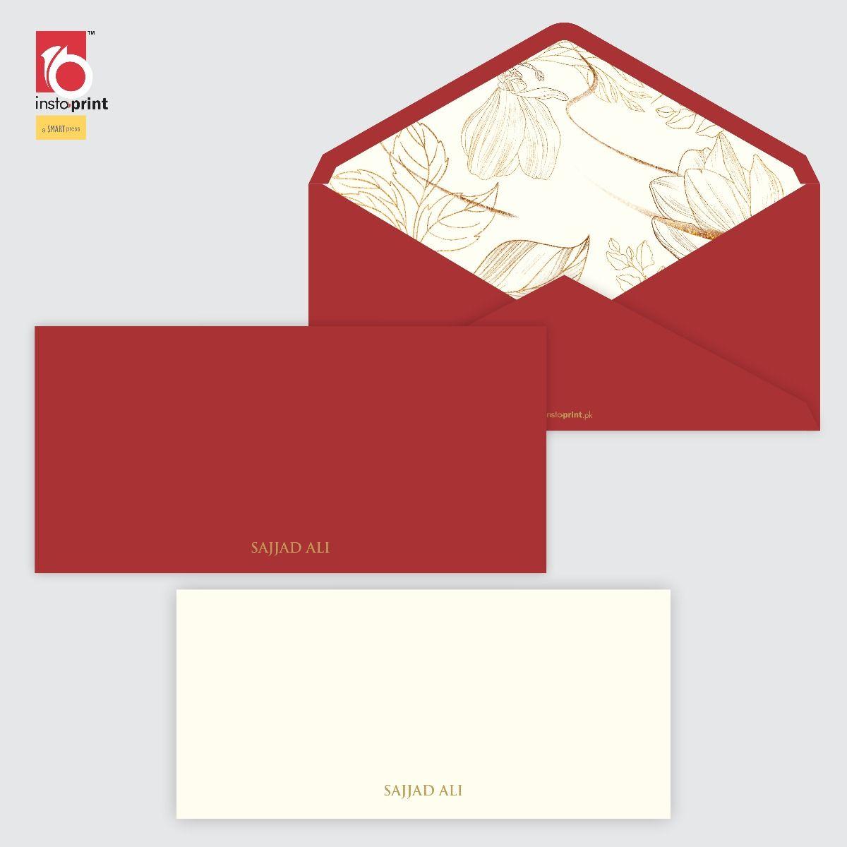 Luxury Envelope
