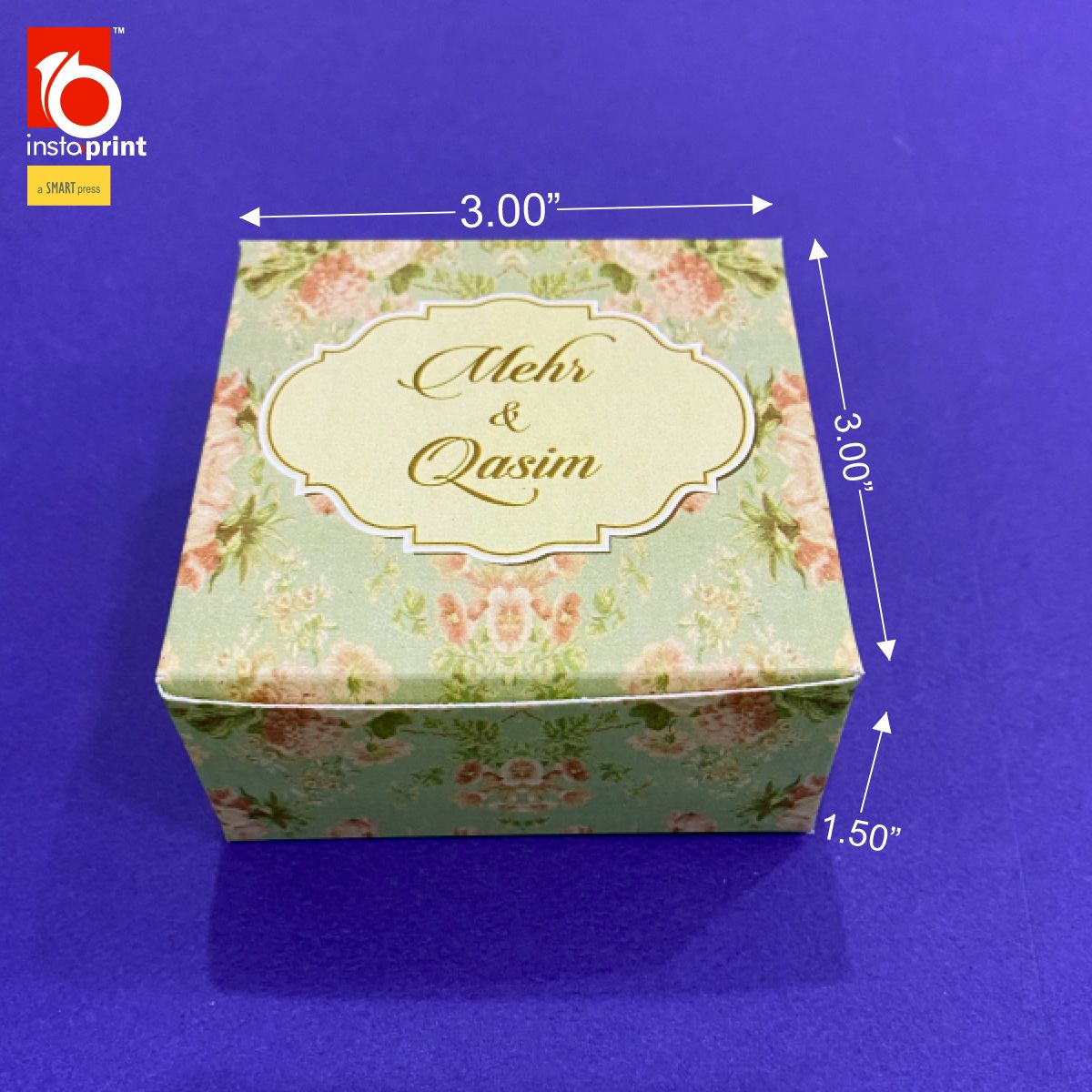 Insta Print All Nikkah Bidd Box