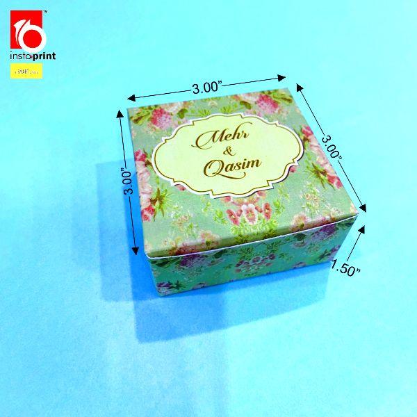 Nikkah Bidd Box