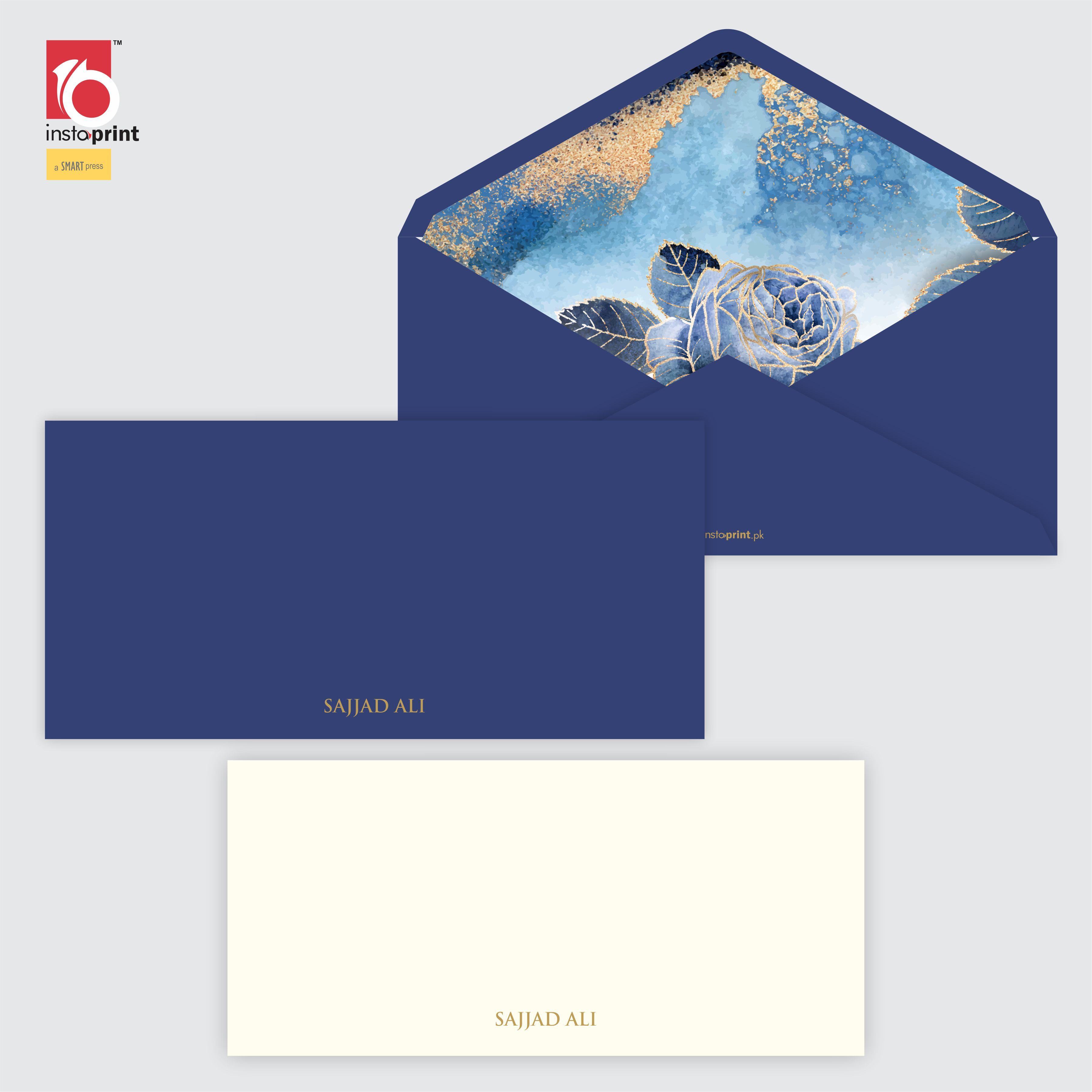 Insta Print Default Category Luxury Envelope