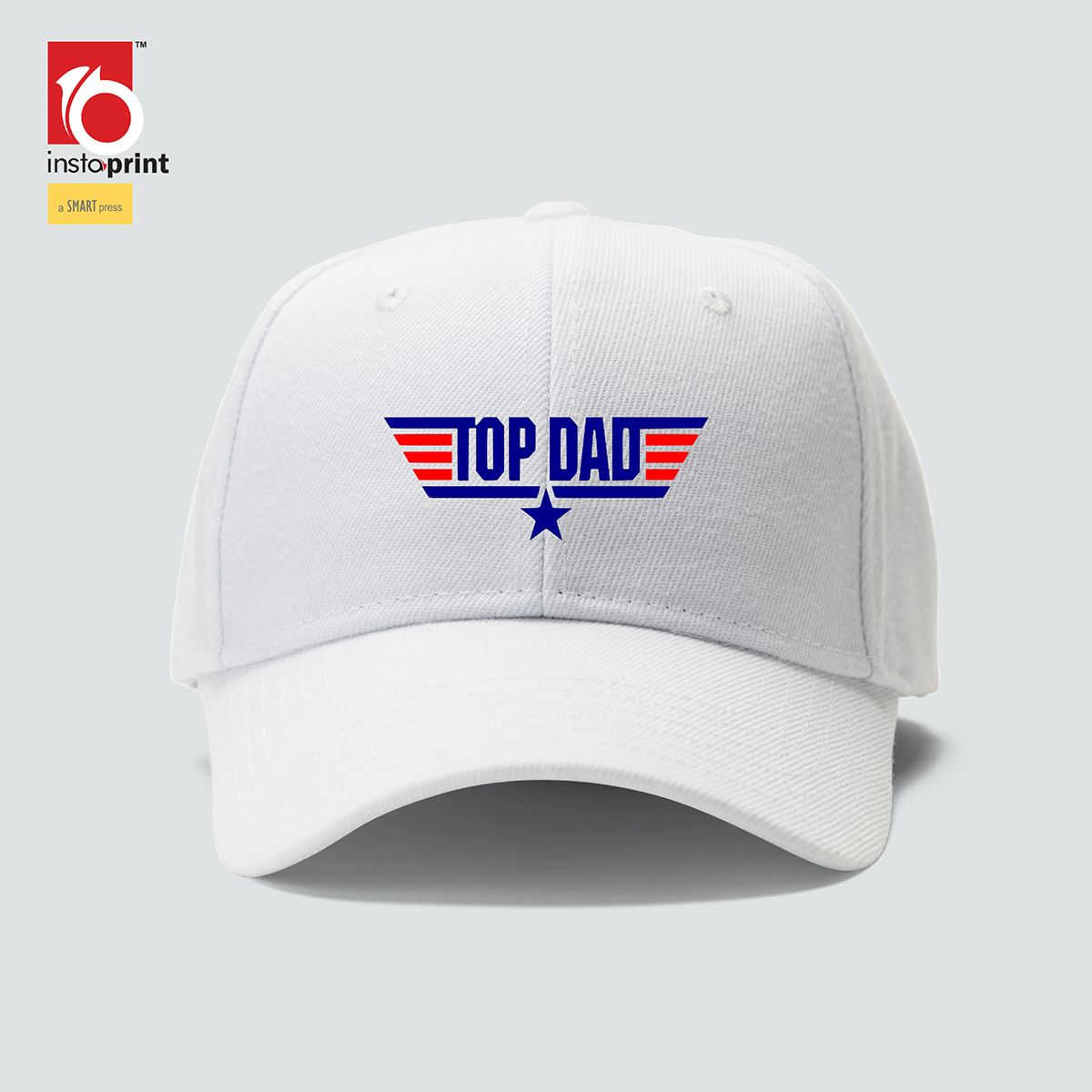 Insta Print Default Category Father's Day Cap