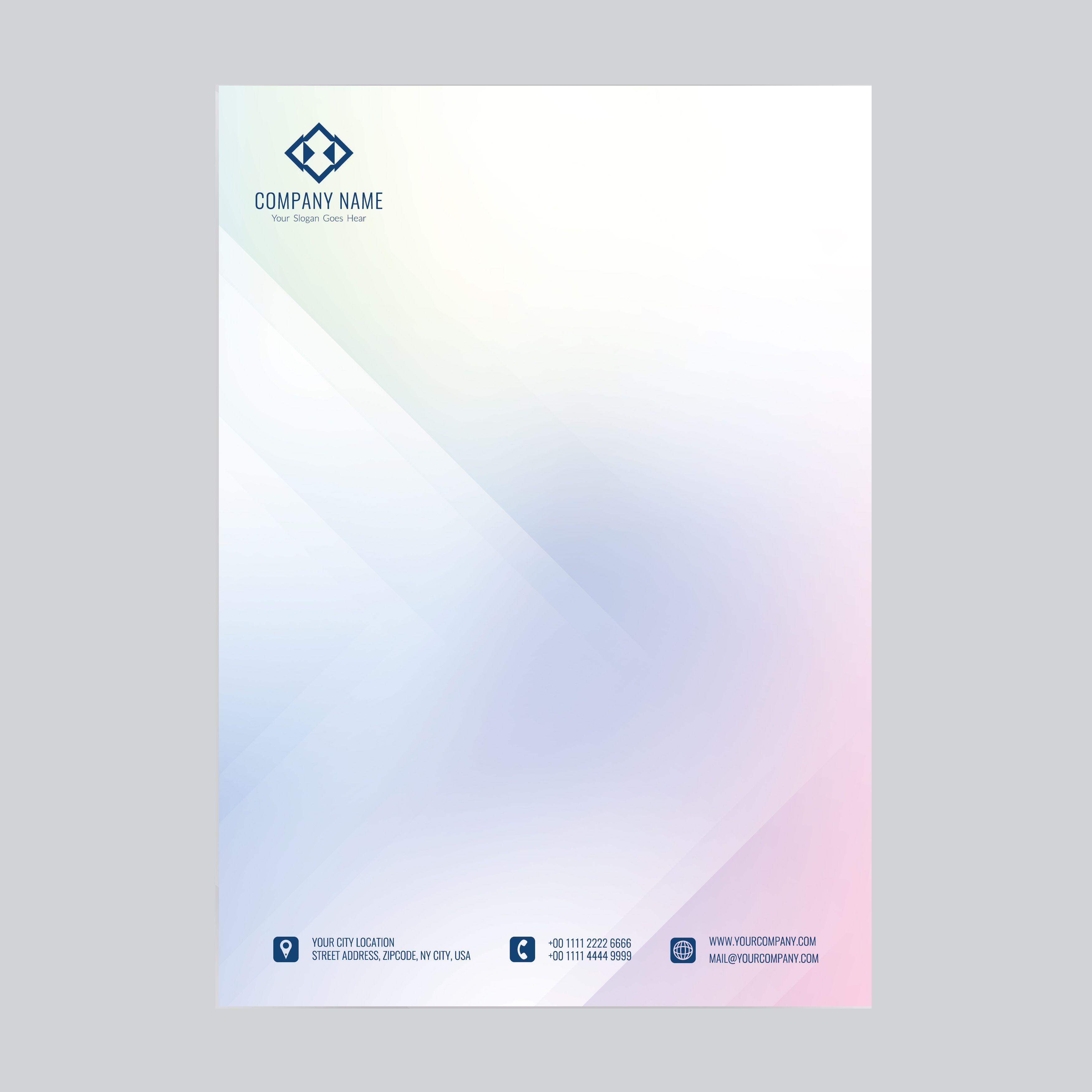 Insta Print All Letterhead