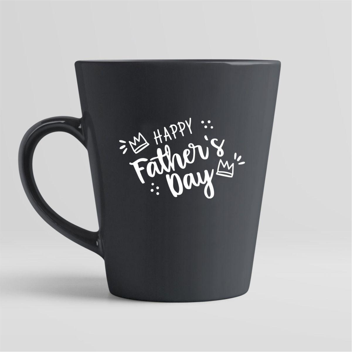 Insta Print Default Category Father's Day Matte Mug