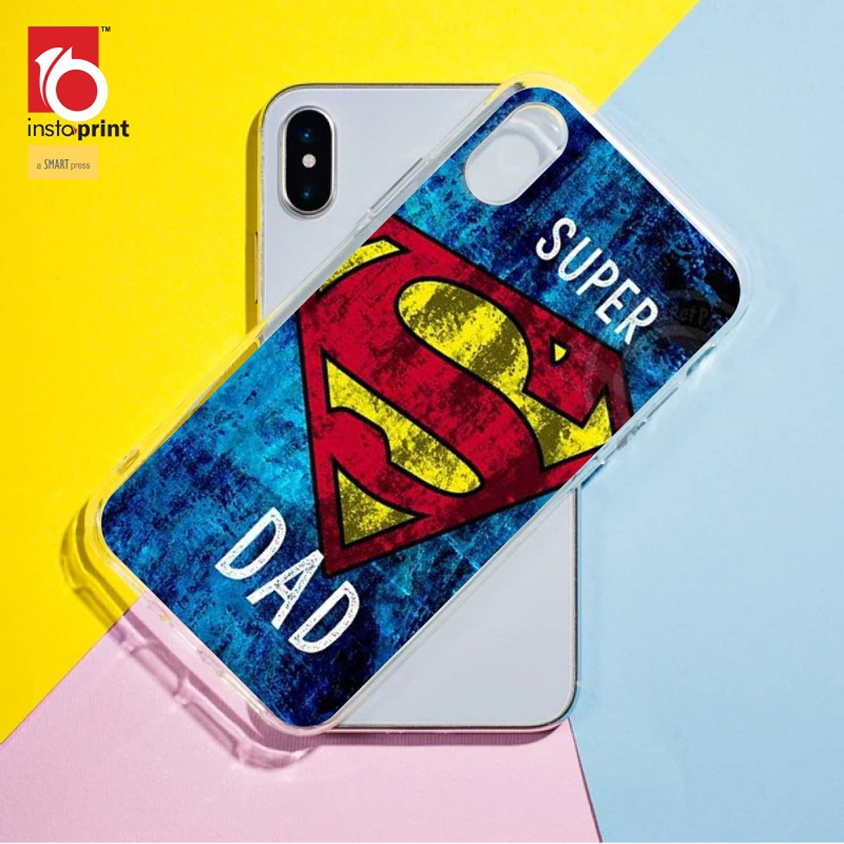 Insta Print Default Category Father's Day Mobile Cover