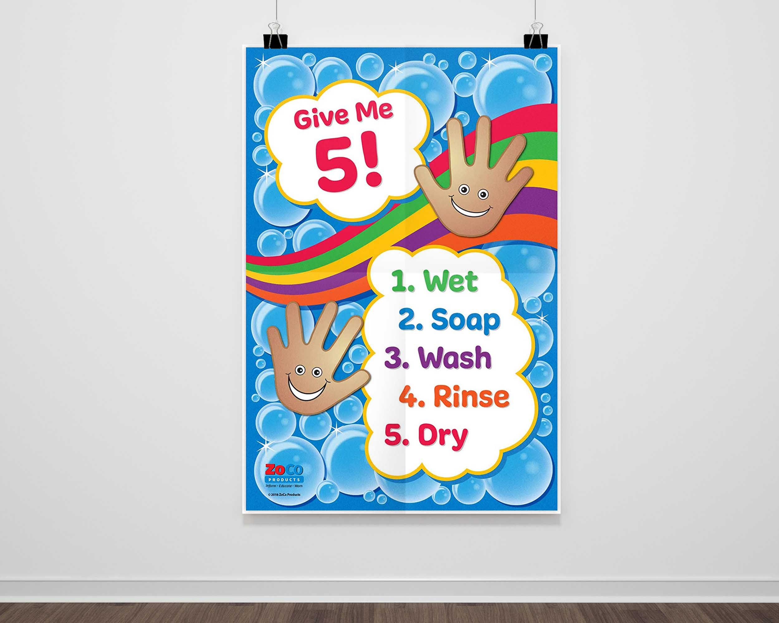 Insta Print Marketing Material Poster