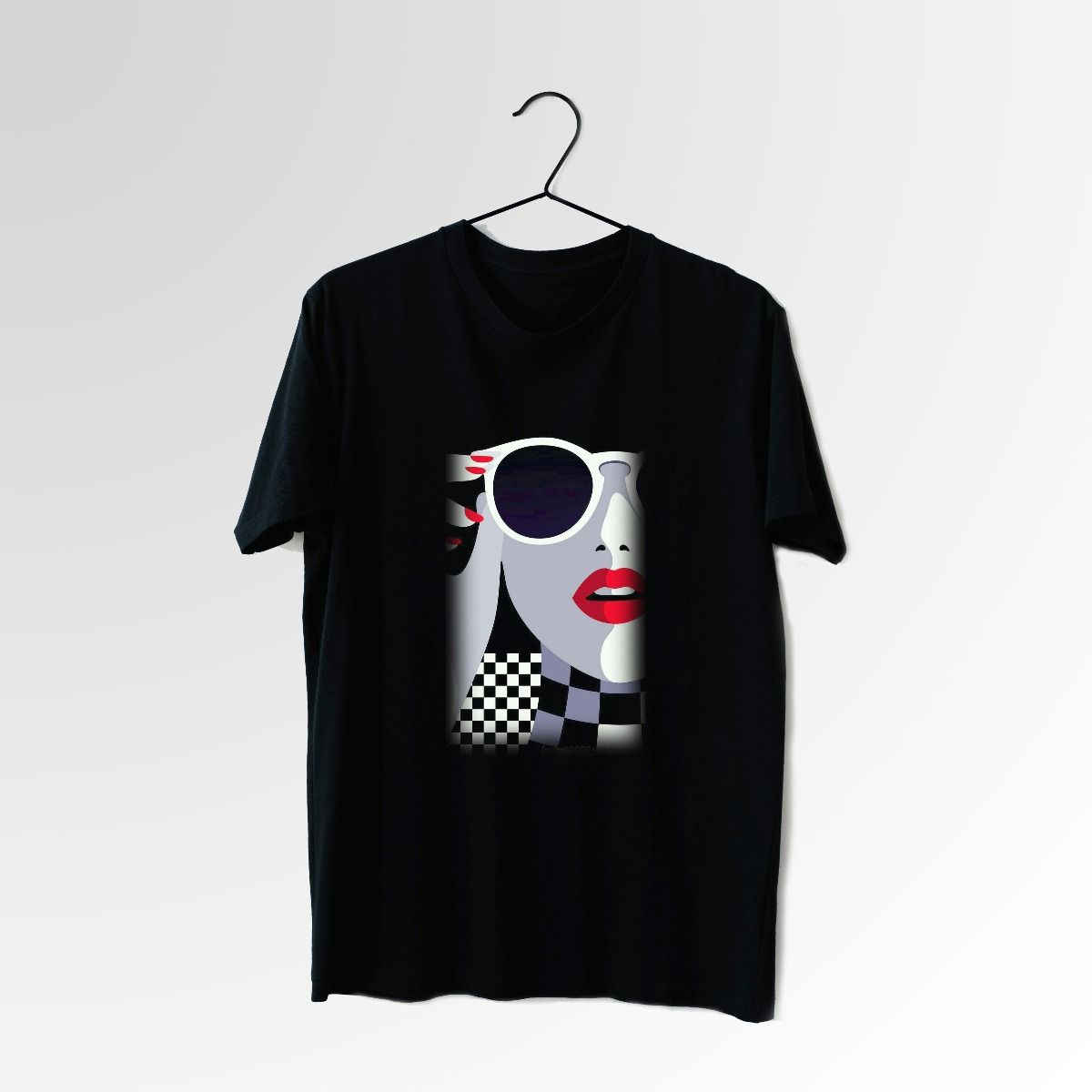 Insta Print All T-Shirt Non Custom
